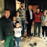 Славко Симић поделио хуманитарну помоћ угроженим породицама у Зубином Потоку
