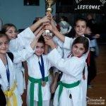 Odlični rezultati naših mladih karatista u Leskovcu