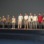 """Учесници """"Школе филмске магије"""" на премијери филма """"Јесен самураја"""" у Сава центру"""