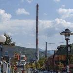 Протест на северу Косова поводом Закона о Трепчи