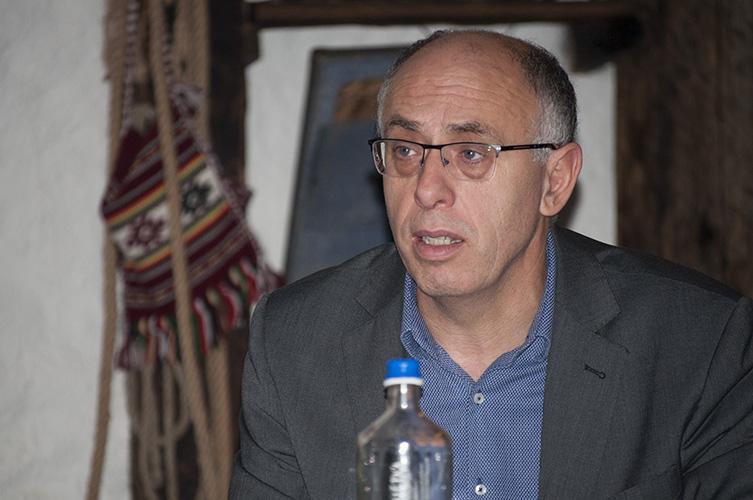 Фото ГрачаницаОнлајн: Аугустин Паљокај, дописник из Брисела и стручњак за ЕУ питања