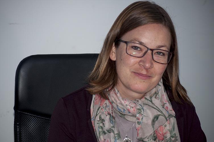 Фото ГрачаницаОнлајн: представница Амбасаде Немачке на Косову, Хенријета Котер
