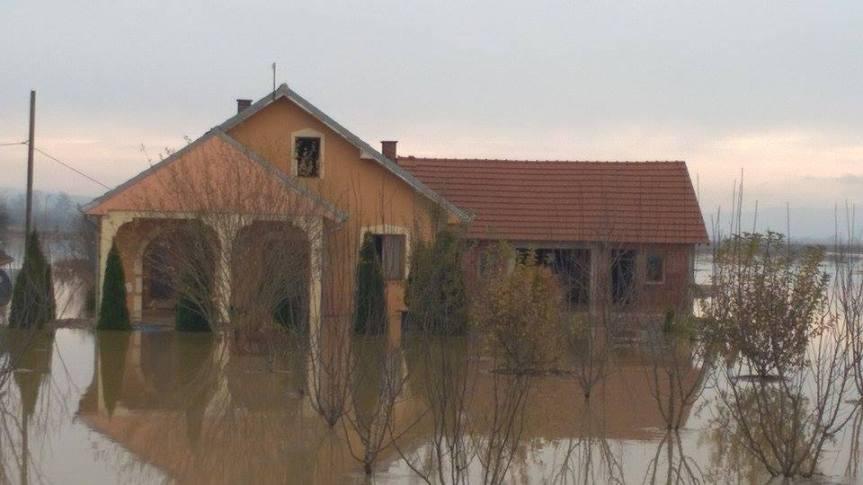 Фото: Поплаве у Прилужју