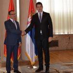 Đurić informisao ambasadora Turske o dijalogu Beograda i Prištine