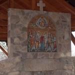 Crkvu Vaznesenja Hristovog u Cernici krase tri nova mozaika