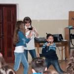 Иван Томић и Театар Гето обрадовали малишане у Доњој Брњици