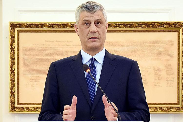 Хашим Тачи: Србима не може ништа лоше да се деси