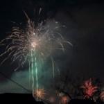 Mirna novogodišnja noć u opštini Gračanica