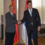 Ђурић кинеском амбасадору: Опасна настојања Приштине да формира војску