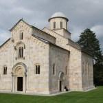 Bratu i Alfano obišli manastir Visoki Dečani
