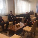 Стојановић и Танин разговарали о политичкој ситуацији и платформи Наш план