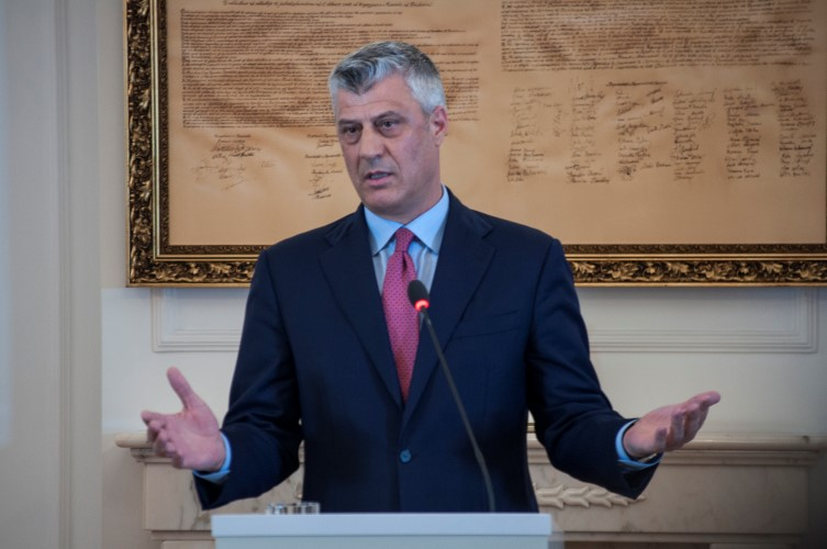 Hašim Tači: Proces formiranja vojske Kosova, nezaustavljiv proces
