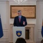Тaчи: Споразум Косова и Србије по усвајању Преспанског споразума