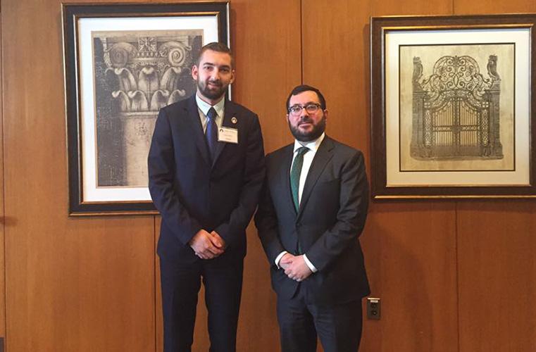 Иван Томић у Вашингтону: ЗСО мора да се формира на основу договора у Бриселу