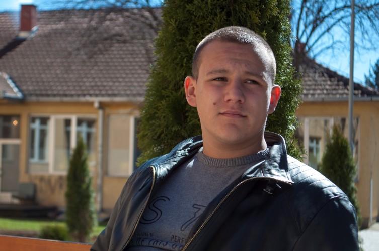 Никола Ковачевић из Грачанице брани боје Србије у Аустрији