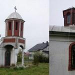 Oštećen hram Sv. Petra i Pavla u Talinovcu kod Uroševca