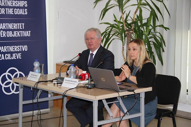 Свеобухватна процена перцепције о радикализацији на нивоу заједница на Косову