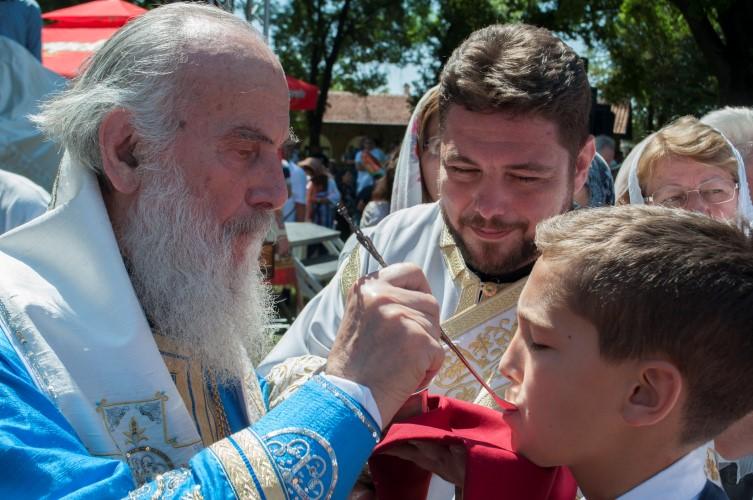 Патријарх Иринеј: Мир у нама и мир међу нама