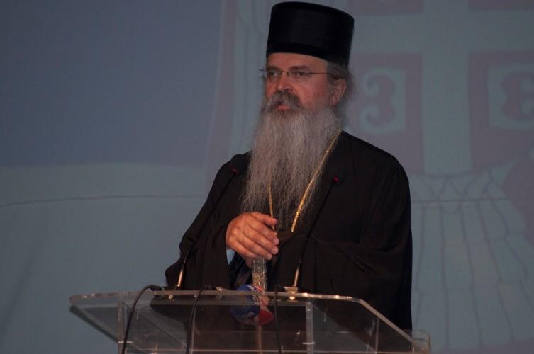 Владика Теодосије вечерас служи бденије, а сутра празничну литургију у манастиру Драганац