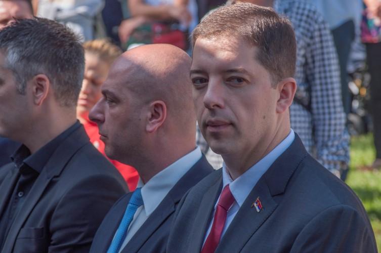 Састанак Срба са Косова и Марка Ђурића
