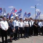 ИЗБОРИ 2017: Предизборни скуп у Угљару: Српска листа, народна листа