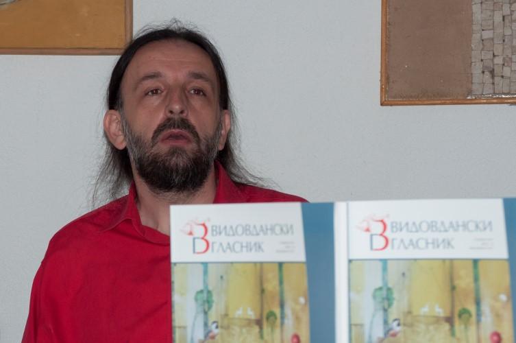 Protest UNS-a i NUNS-a što Živojin Rakočević nije izabran za člana odbora Agencije za borbu protiv korupcije