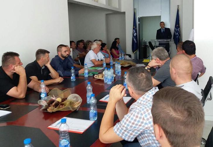 Слободан Петровић: СЛС наставља да се залаже за бољи живот Срба на Косову