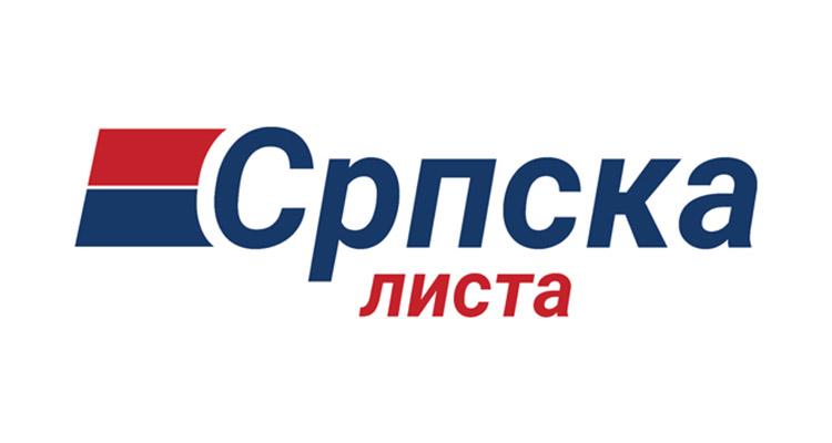 Saopštenje Srpske liste: Nećemo glasati za demarkaciju granice sa Crnom Gorom