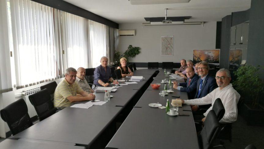 """Kancelarija za KiM podržala produbljivanje poslovne saradnje """"Lole FOT"""" i RTB BOR"""