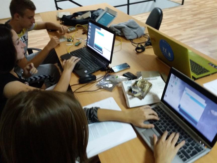 Ардуино радионица: Будућност припада информационим технологијама