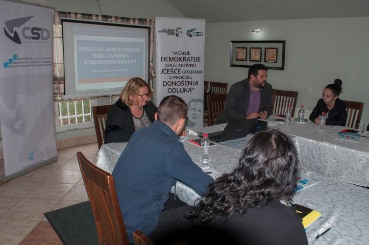 Косовски Срби и Албанци: Бриселски дијалог нетранспарентан, кривци различити