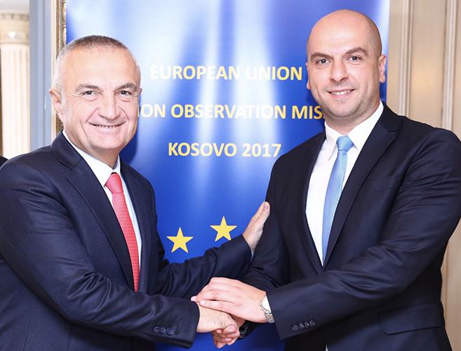 Симић и Мета о односима Срба и Албанаца