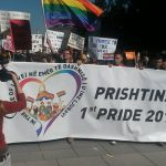 """У Приштини Парада поноса, под слоганом """"У име љубави"""""""