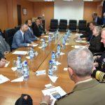 Представници косовских Срба са делегацијом НАТО-а о безбедности на Косову