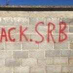 У Љубожди код Истока исписани графити увредљиве садржине