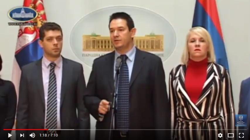 СРС: У Скупштини се усвајају закони који воде ка заокруживању независности Косова