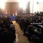 Више од пет сати Срби са Косова разговарали са Александром Вучићем