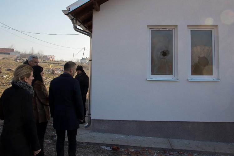 Dalibor Jevtić u selima u opštini Istok: Oni koji ne misle dobro povratnicima, ne misle dobro ni sebi