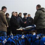 Комплтети прве помоћи за специјалне јединице Полиције Косова