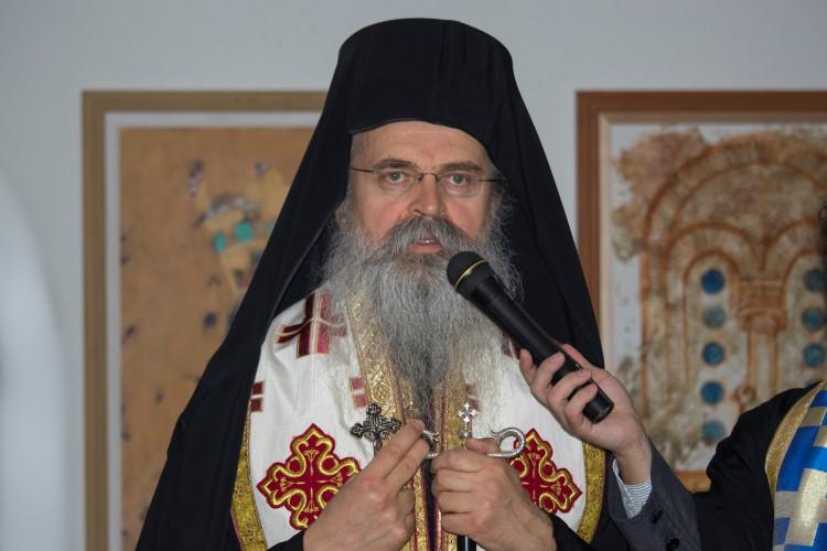 Владика Теодосије, постом и молитвом за мир на Косову и Метохији