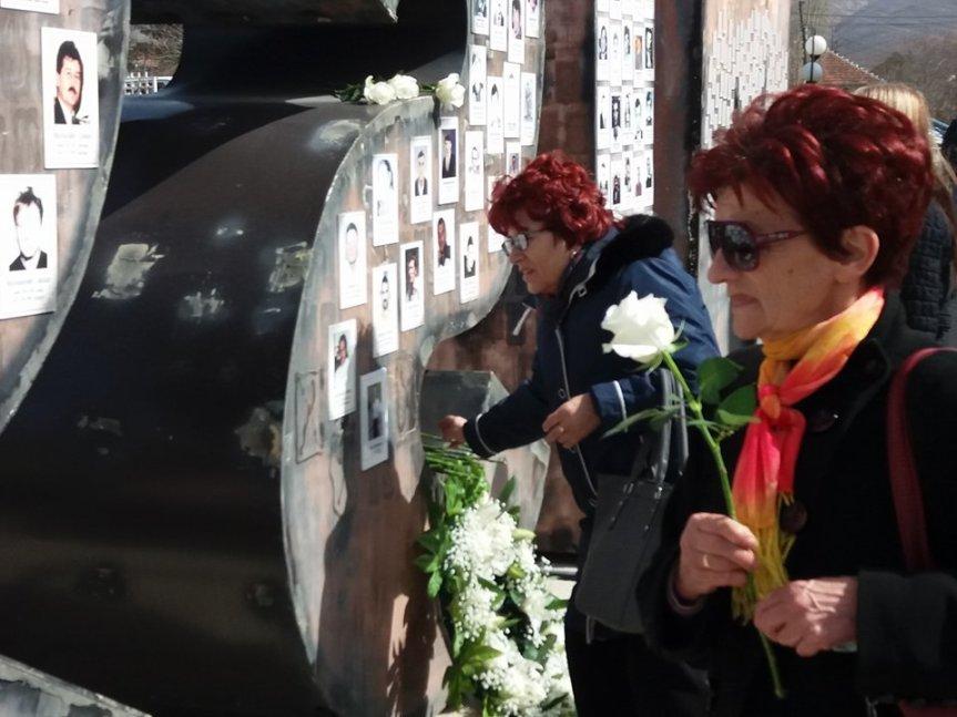 Грачаница: Да се спомиње и памти. Парастос и  пошта жртвама погрома