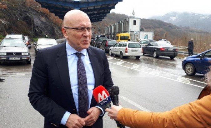 Косовске власти забрањиле улазак и српском министру кулутре и инфомисања