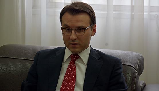 Помоћник директора Канцеларије за КиМ у Косовској Митровици и Старом Грацку
