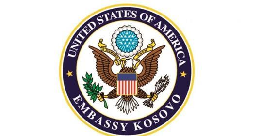 Амбасада САД на Косову упозорава своје грађане да буду опрезни током римокатоличког и православног Васкрса
