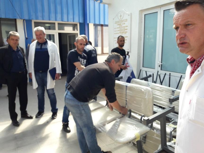 Pomoć Trentina za bolnicu u Gračanici