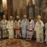 Саопштење Светог Архијерејског Сабора СПЦ поводом актуелног стања на Косову и Метохији