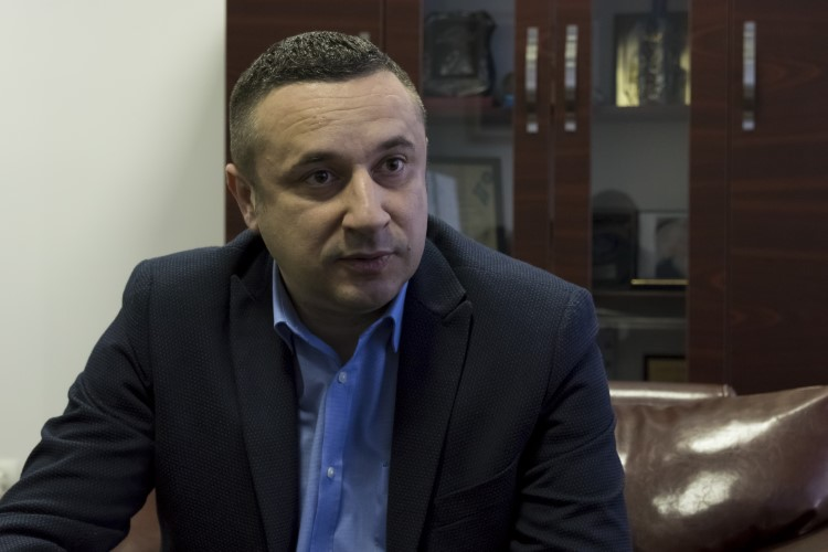 Srđan Popović za GračanicaOnlajn: Posle svega, mislim da ljudi ovde zaslužuju bolji i kvalitetniji život