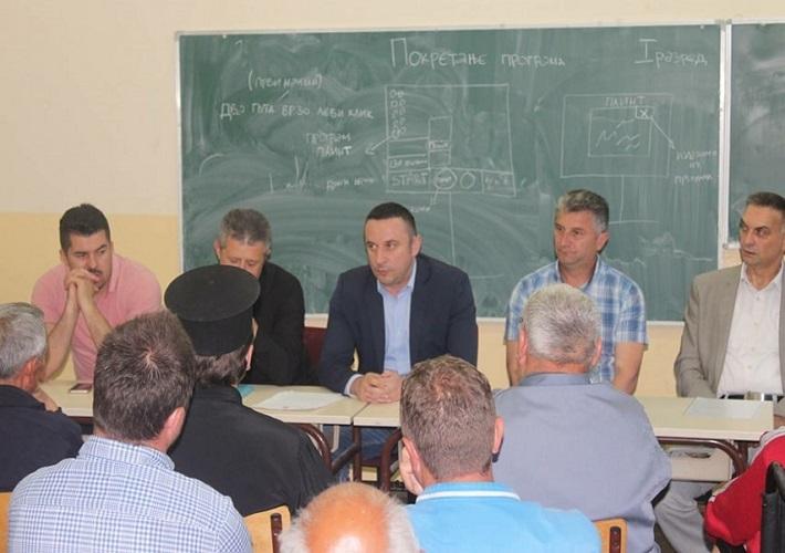 Srđan Popović: Uskoro obnova putne infrastrukture u Čaglavici