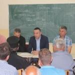Срђан Поповић: Ускоро обнова путне инфраструктуре у Чаглавици