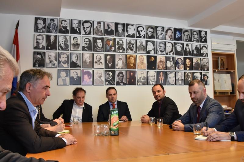 Srbi sa Kosova imaju punu podršku Srba iz Hrvatske